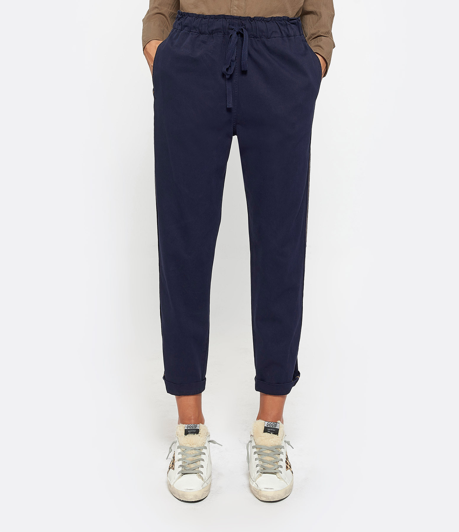 XIRENA - Pantalon Rex Encre Bleu