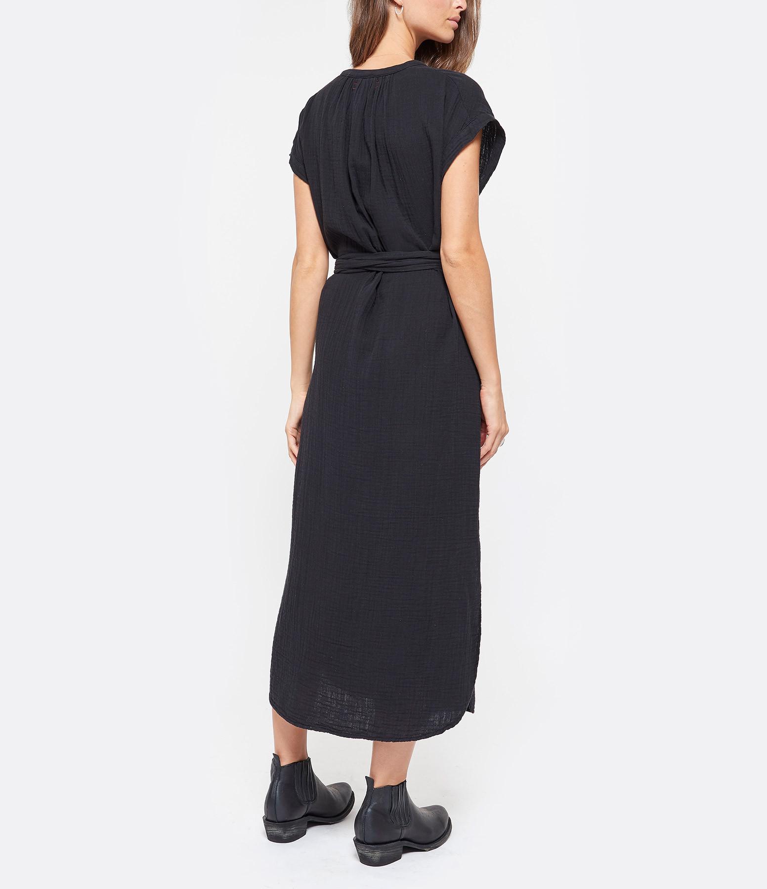 XIRENA - Robe Samantha Noir