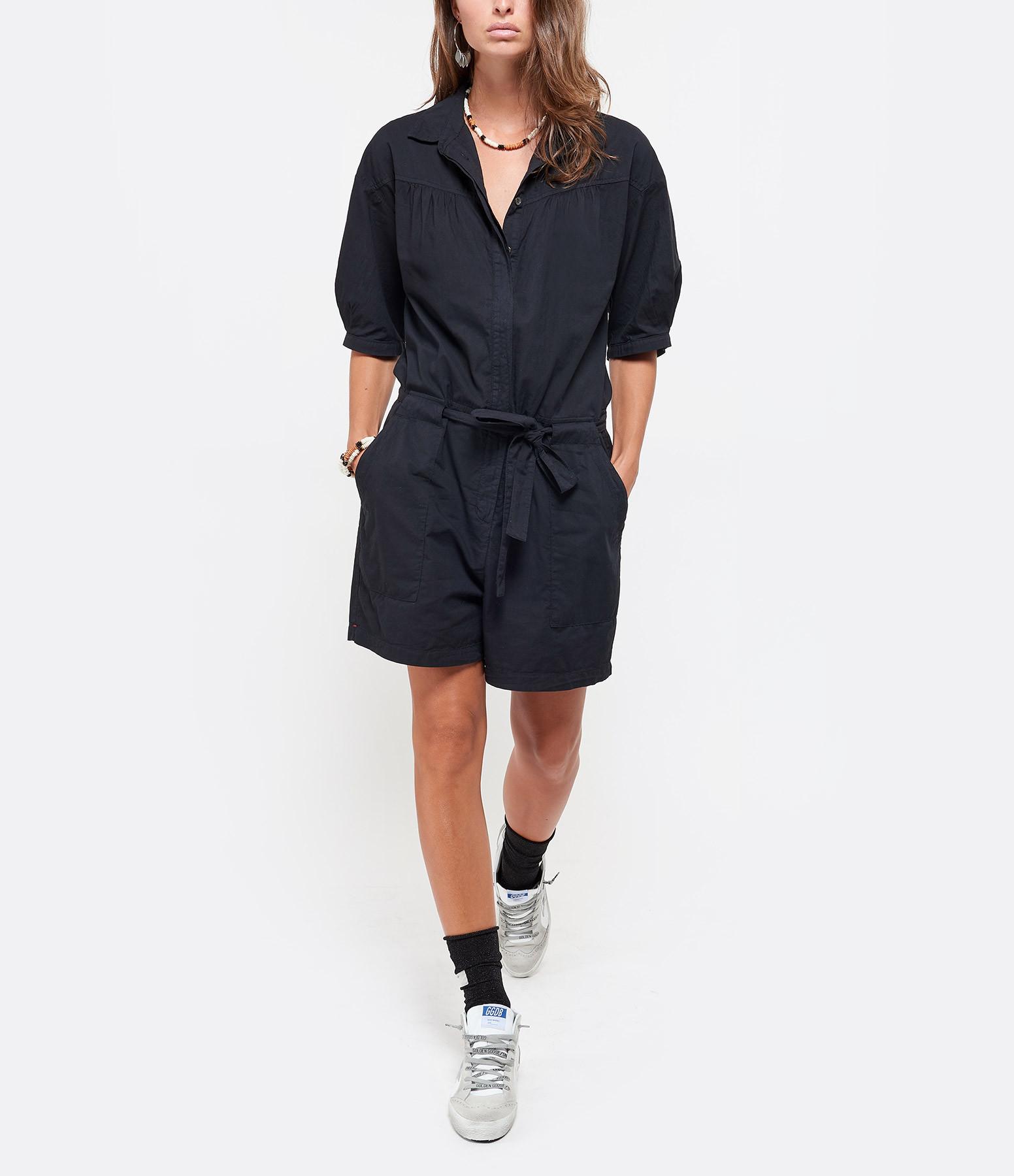 XIRENA - Combinaison Grady Coton Noir