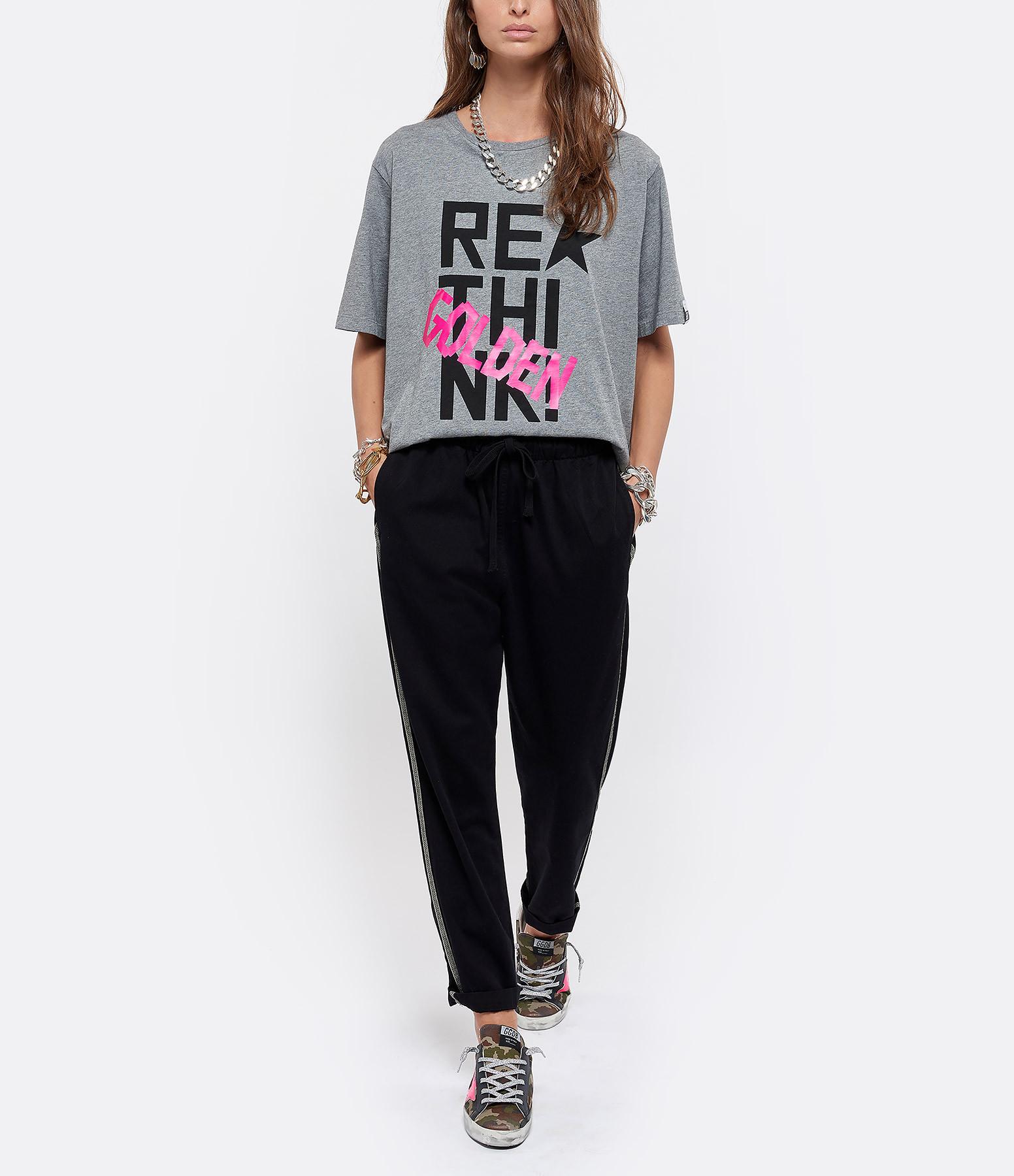 XIRENA - Pantalon Rex Coton Noir