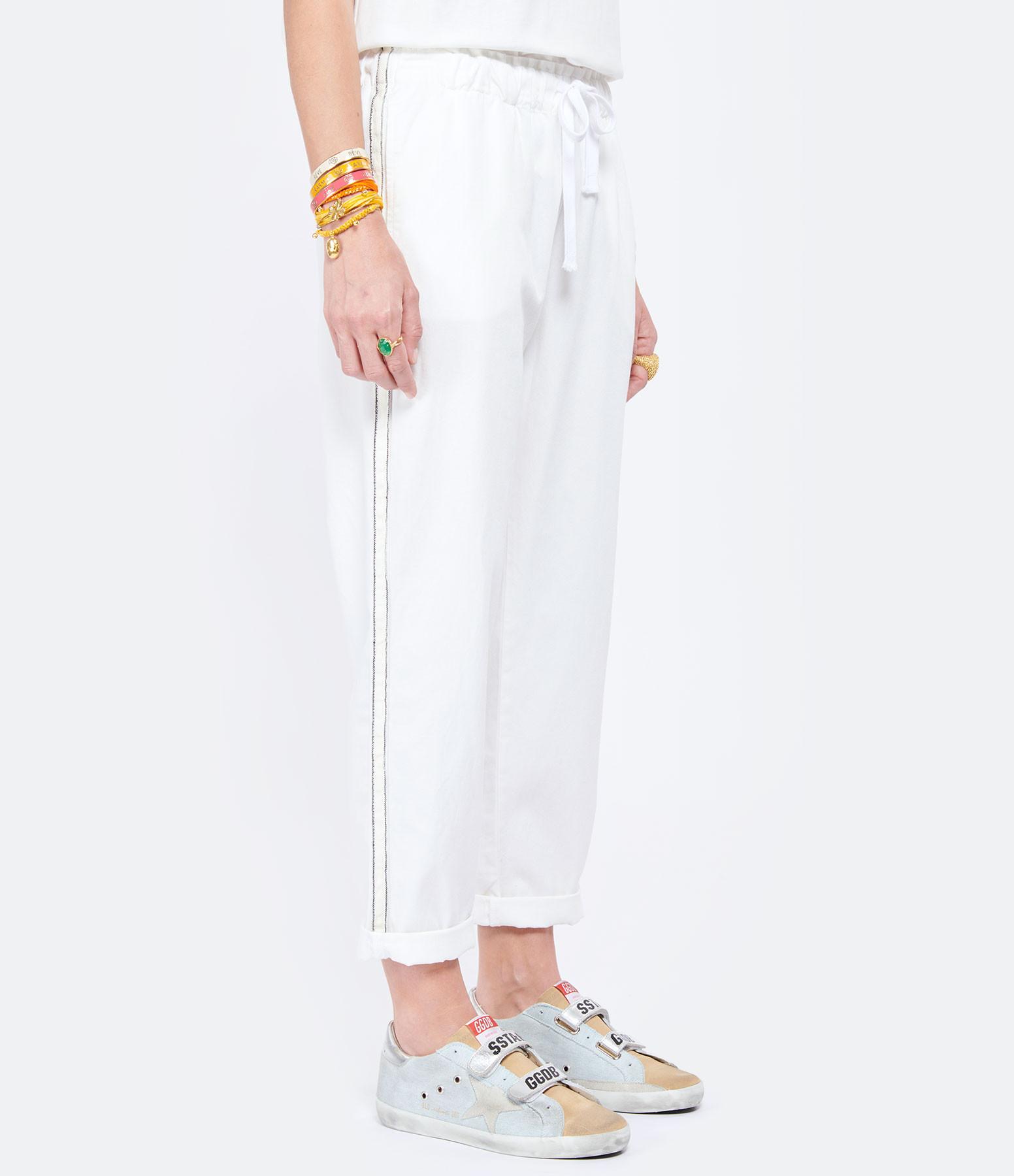 XIRENA - Pantalon Rex Blanc