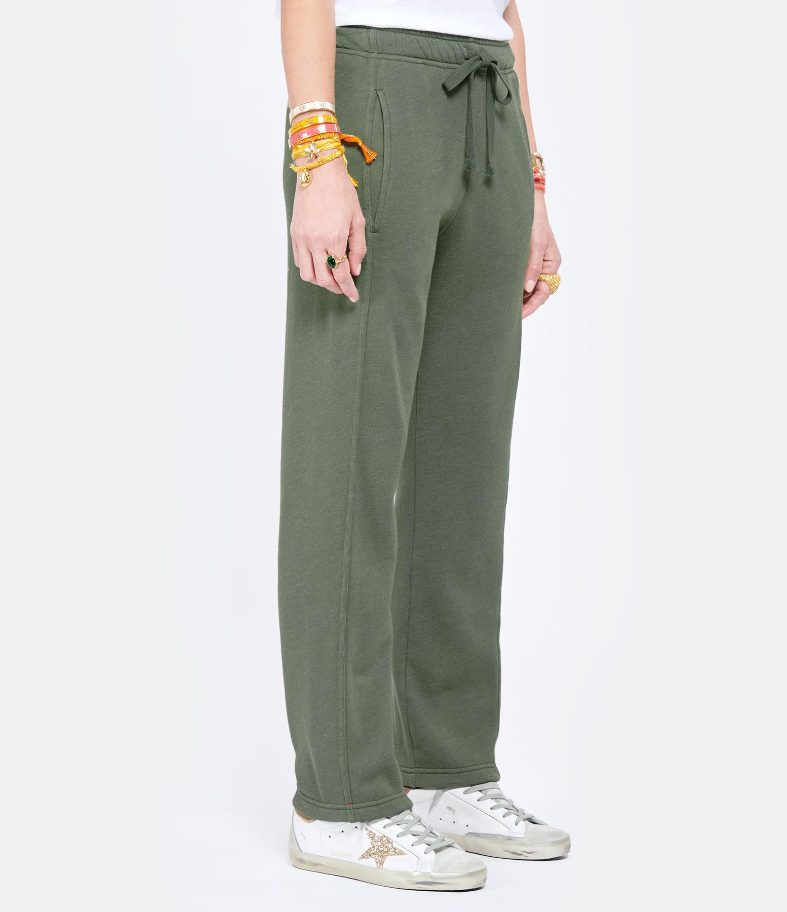 XIRENA - Pantalon Adler Vert