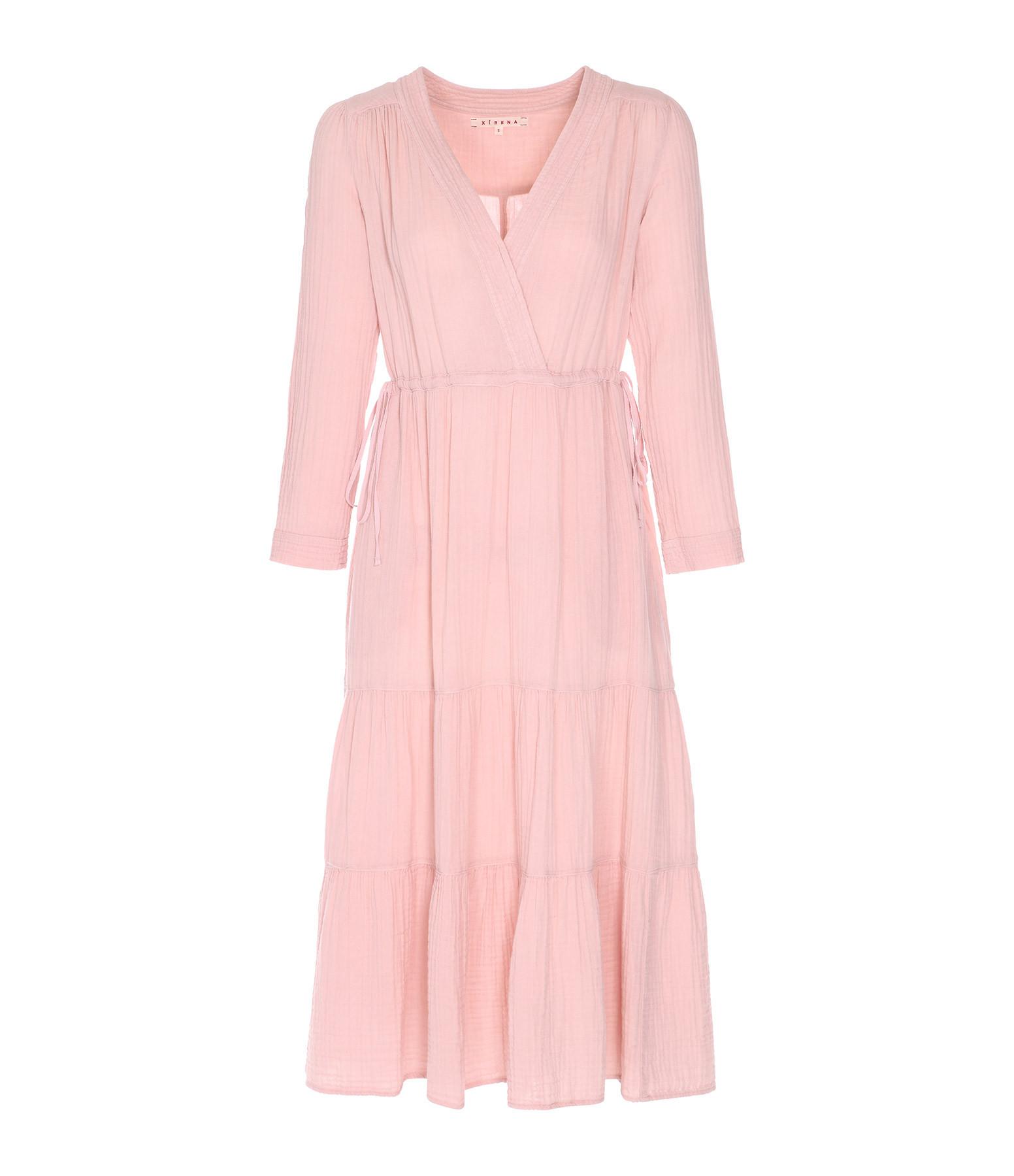 XIRENA - Robe Chelsea Gauze Everly Rose