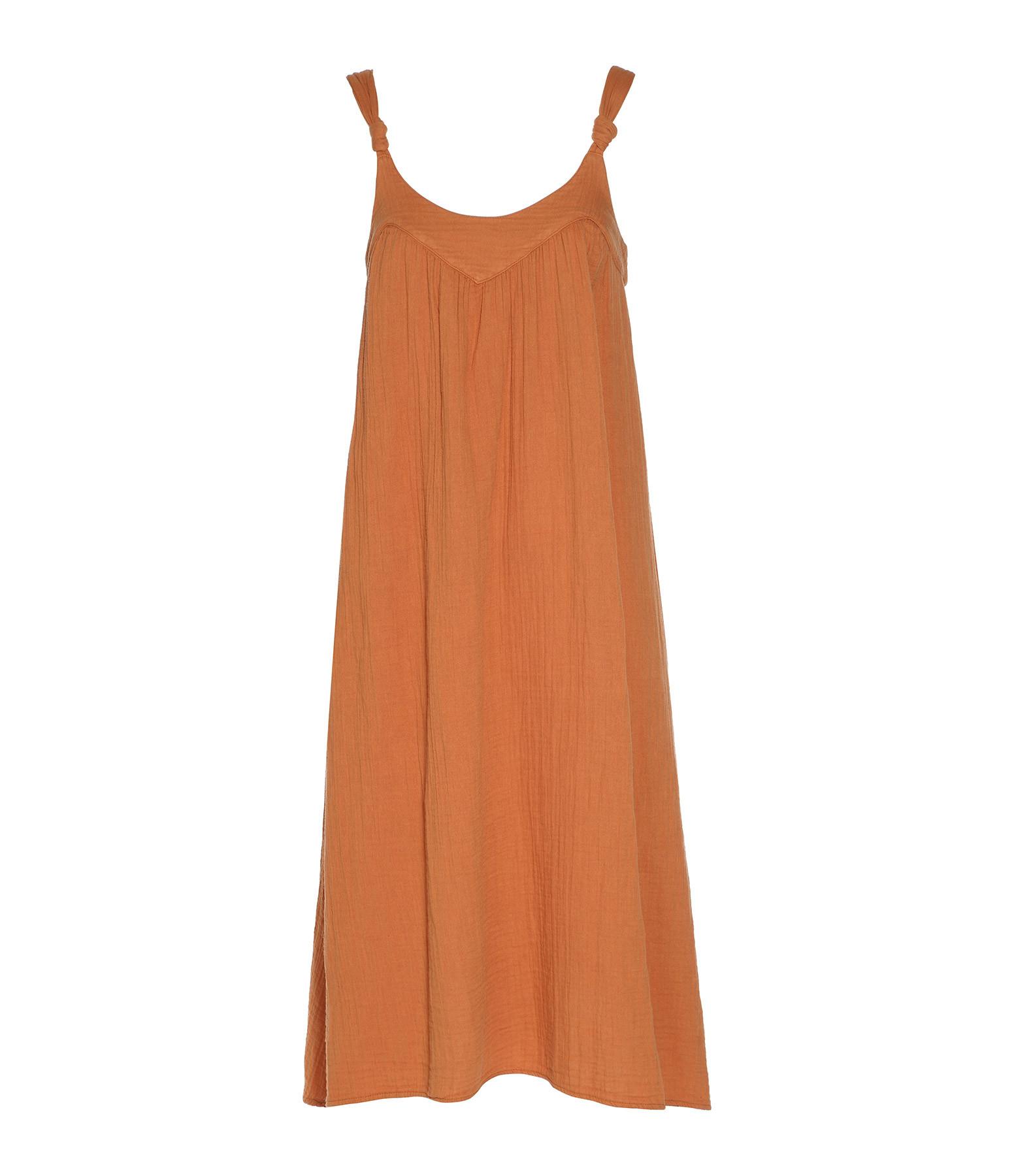 c0d180ef0f0 XIRENA - Robe Chelsea Gauze Rumi Camel