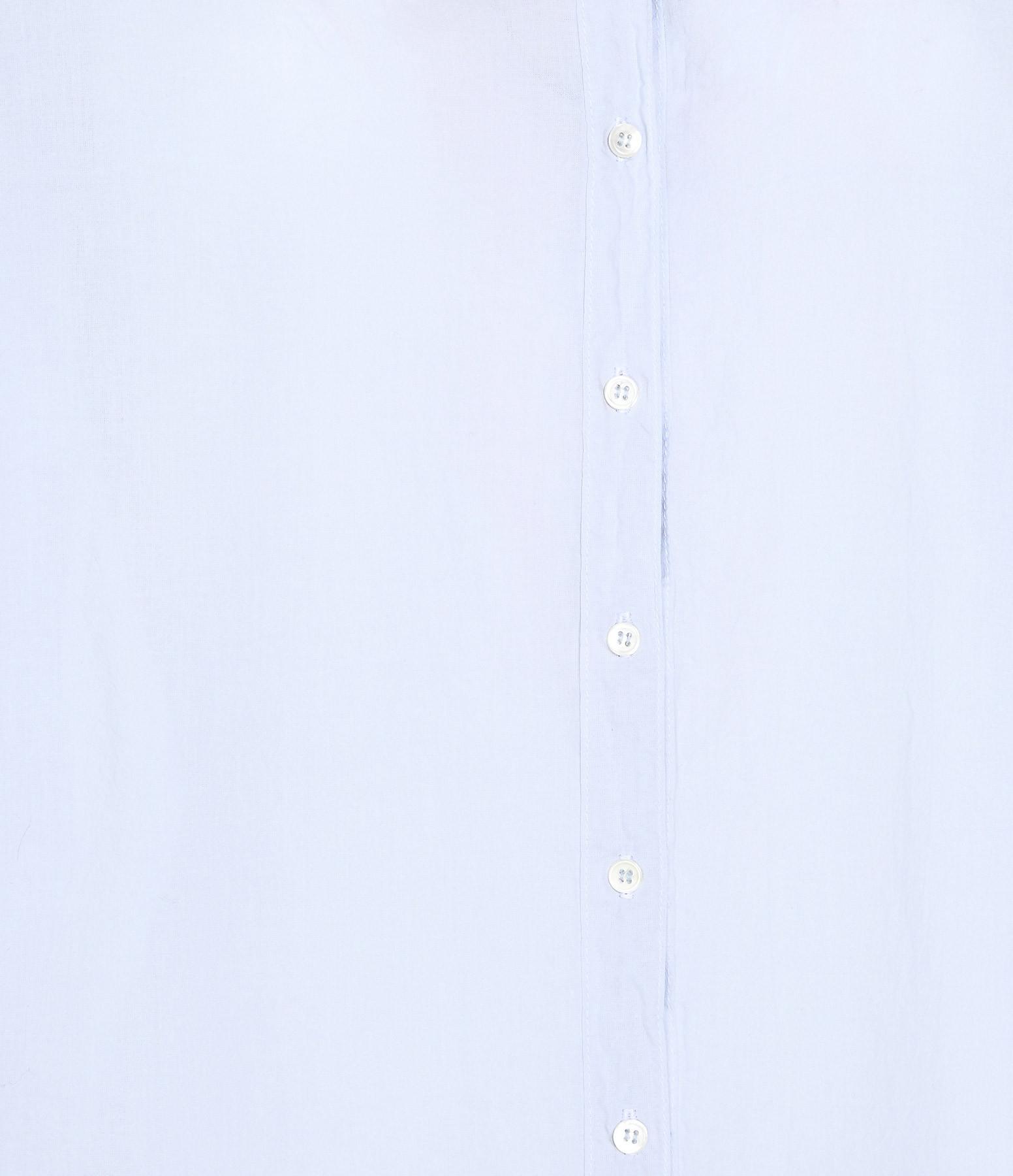 XIRENA - Chemise Beau Coton Bleu