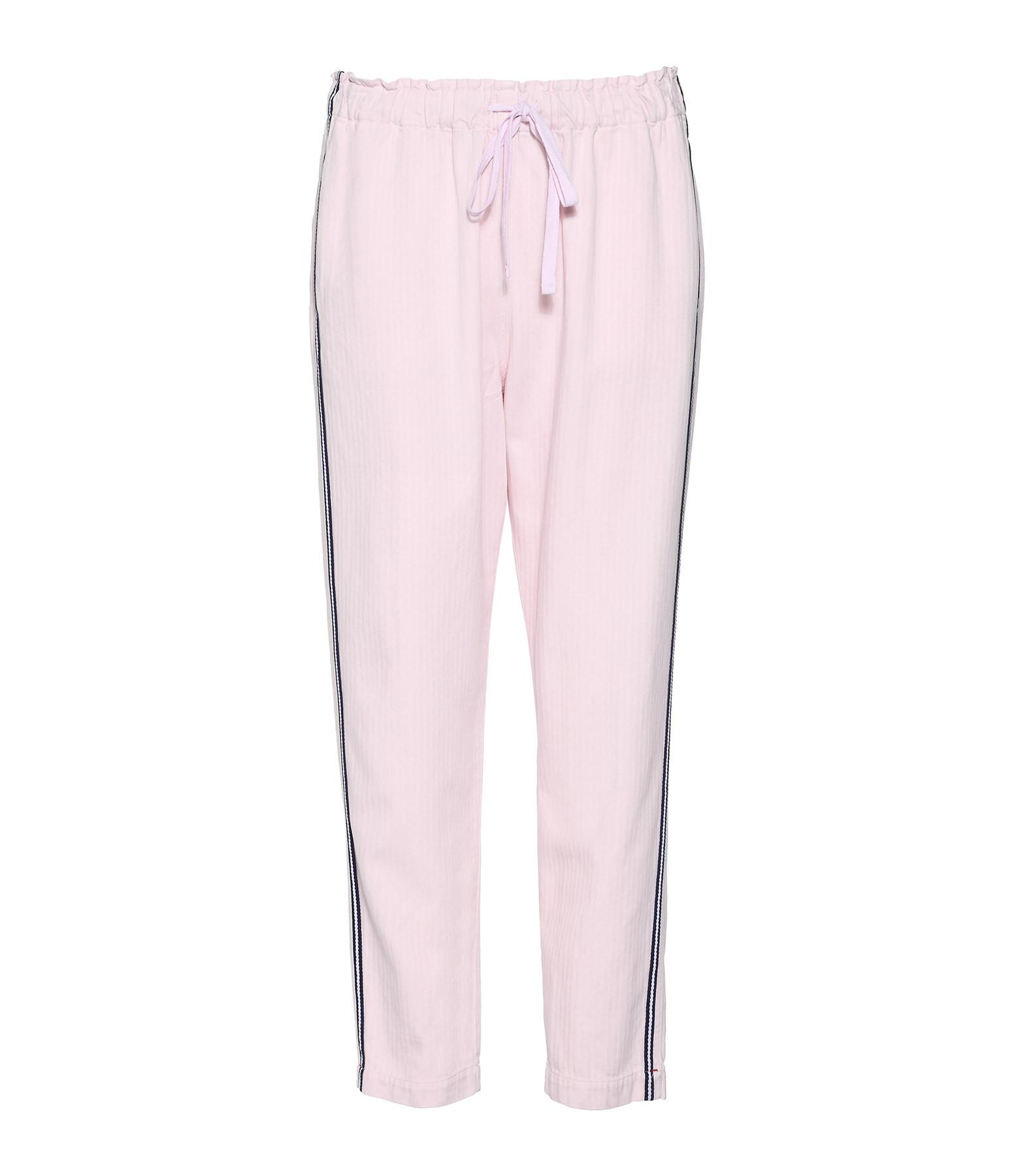 XIRENA - Pantalon Twill Rex Rose