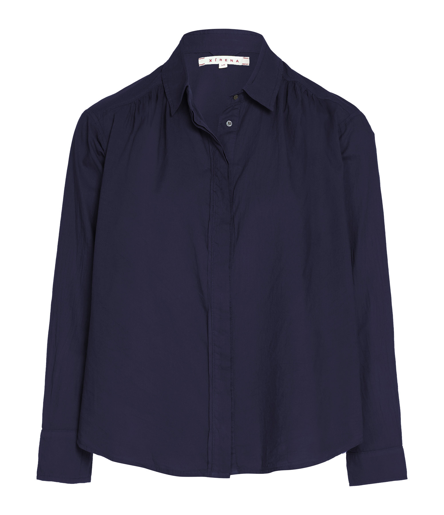 XIRENA - Chemise Beckett Bleu Caban