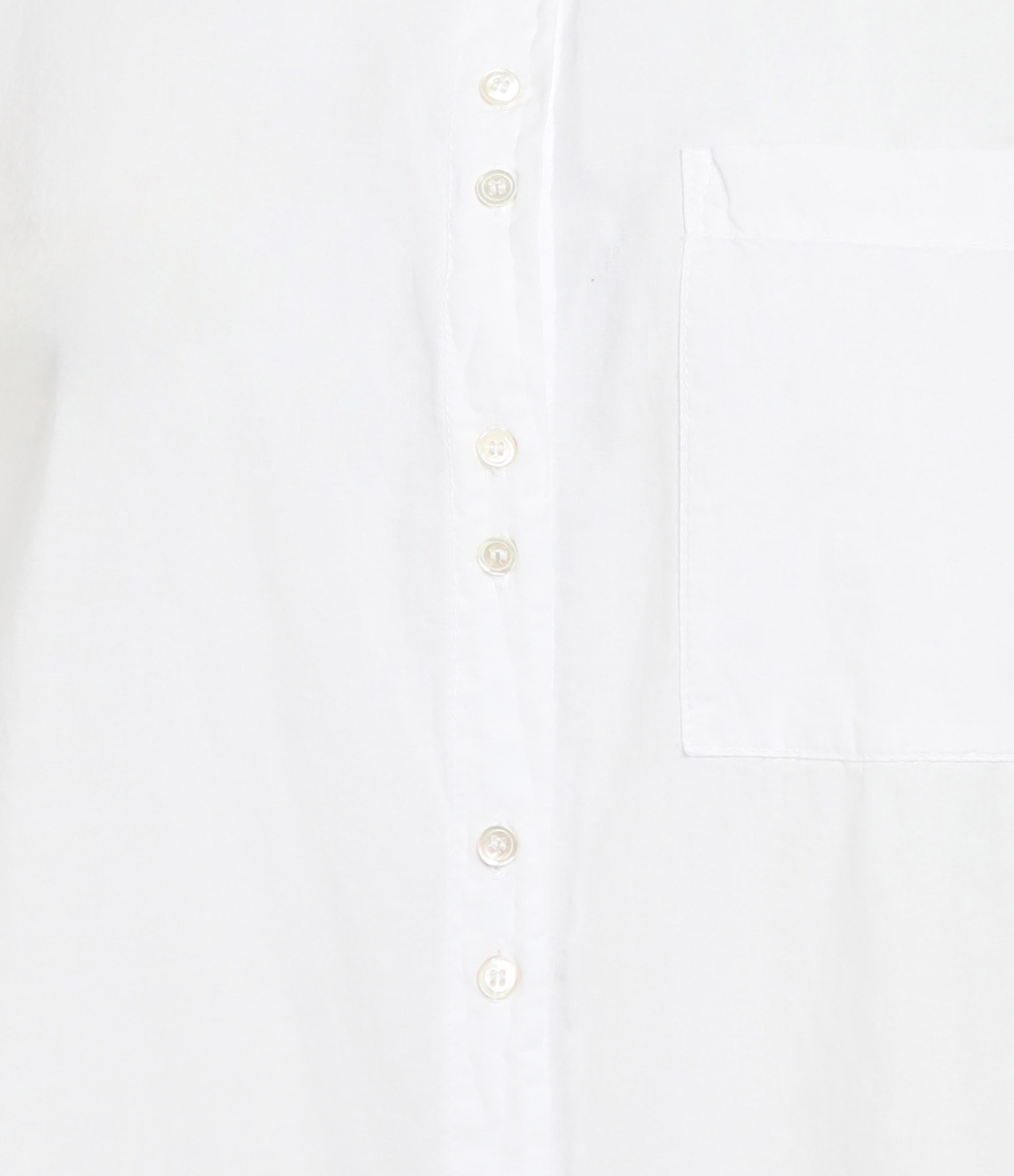 XIRENA - Chemise Jaylen Coton Blanc