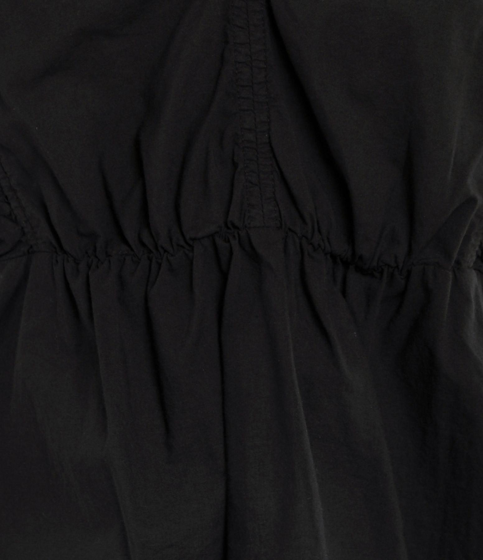 XIRENA - Top Penelope Coton Noir