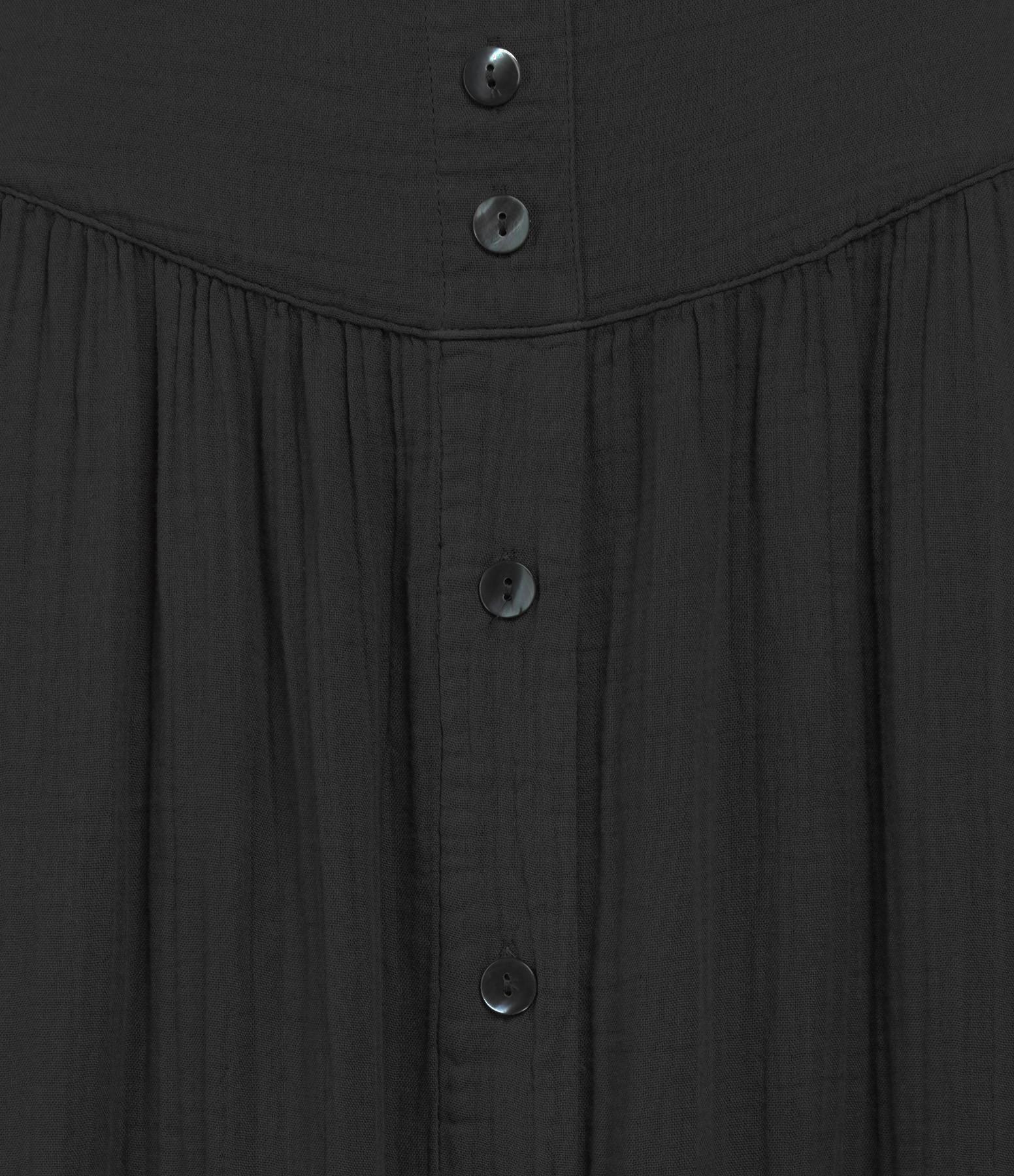 XIRENA - Jupe Ryan Coton Noir