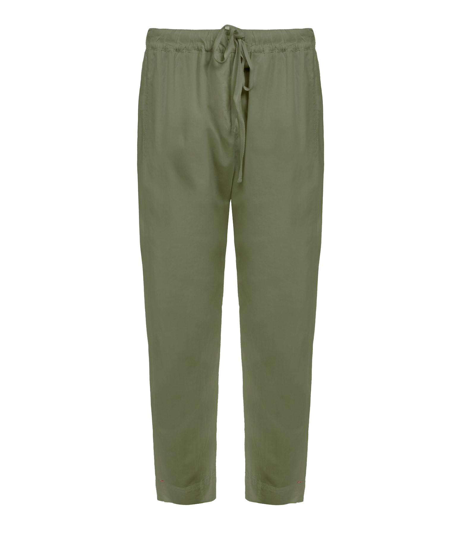 XIRENA - Pantalon Draper Vert Olive
