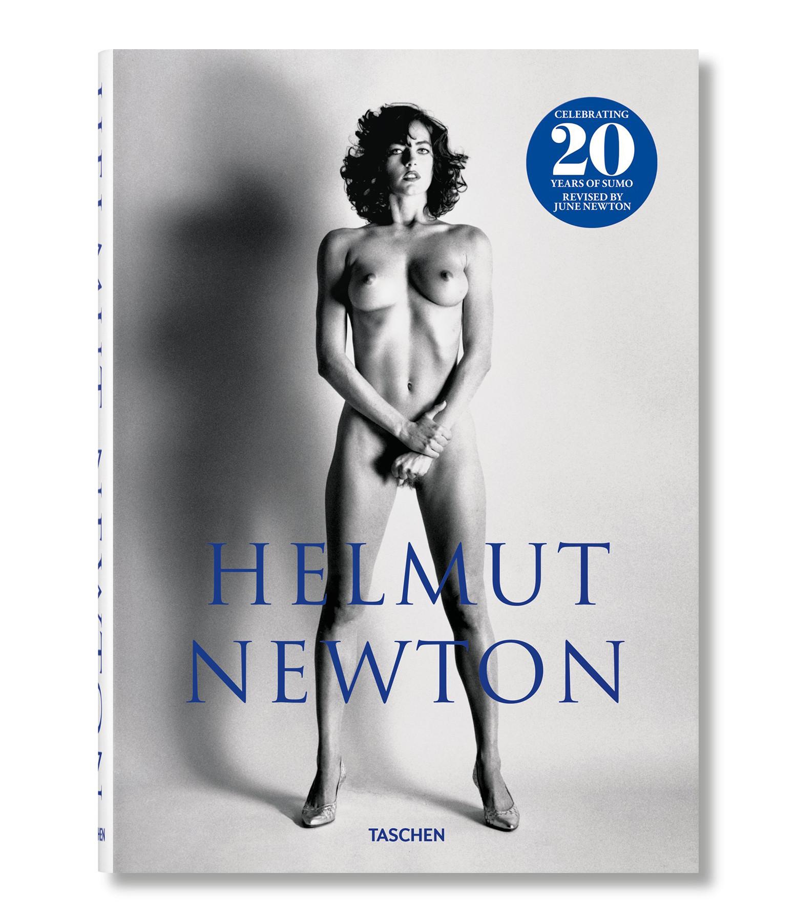 TASCHEN - Livre XL Helmut Newton Sumo, New Edition
