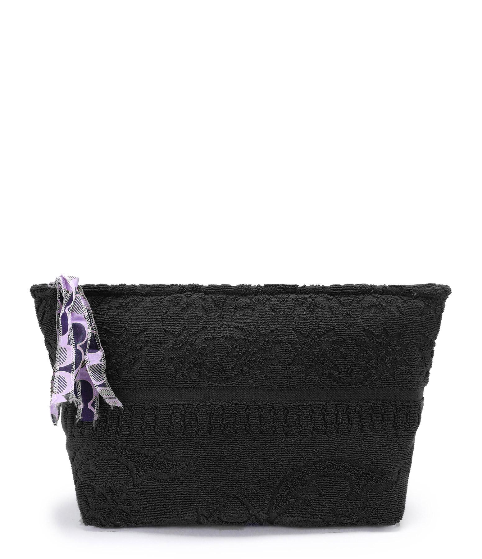LALLA - Trousse XL Walakin Éponge Noir