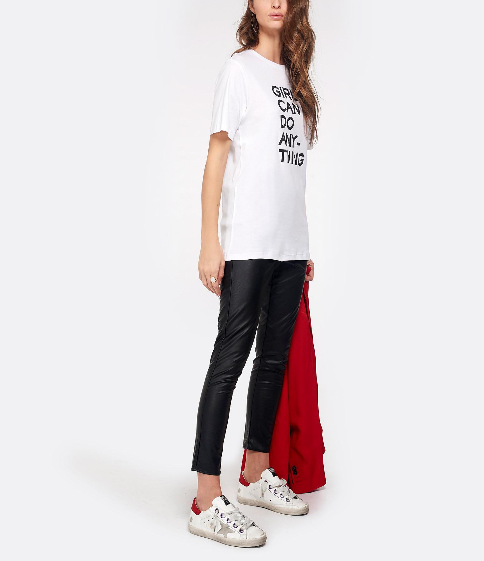 ZADIG & VOLTAIRE - Tee-shirt Bella Coton Blanc