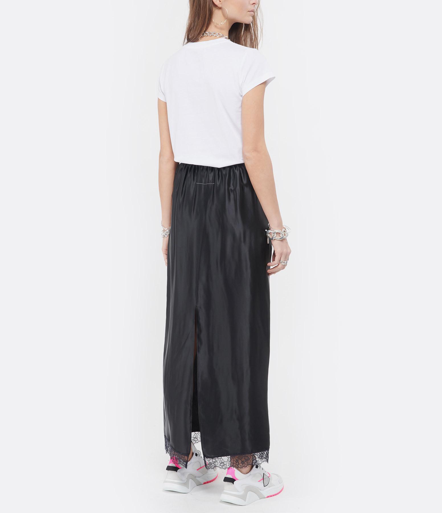 ZADIG & VOLTAIRE - Tee-shirt Woop TVB Coton Blanc
