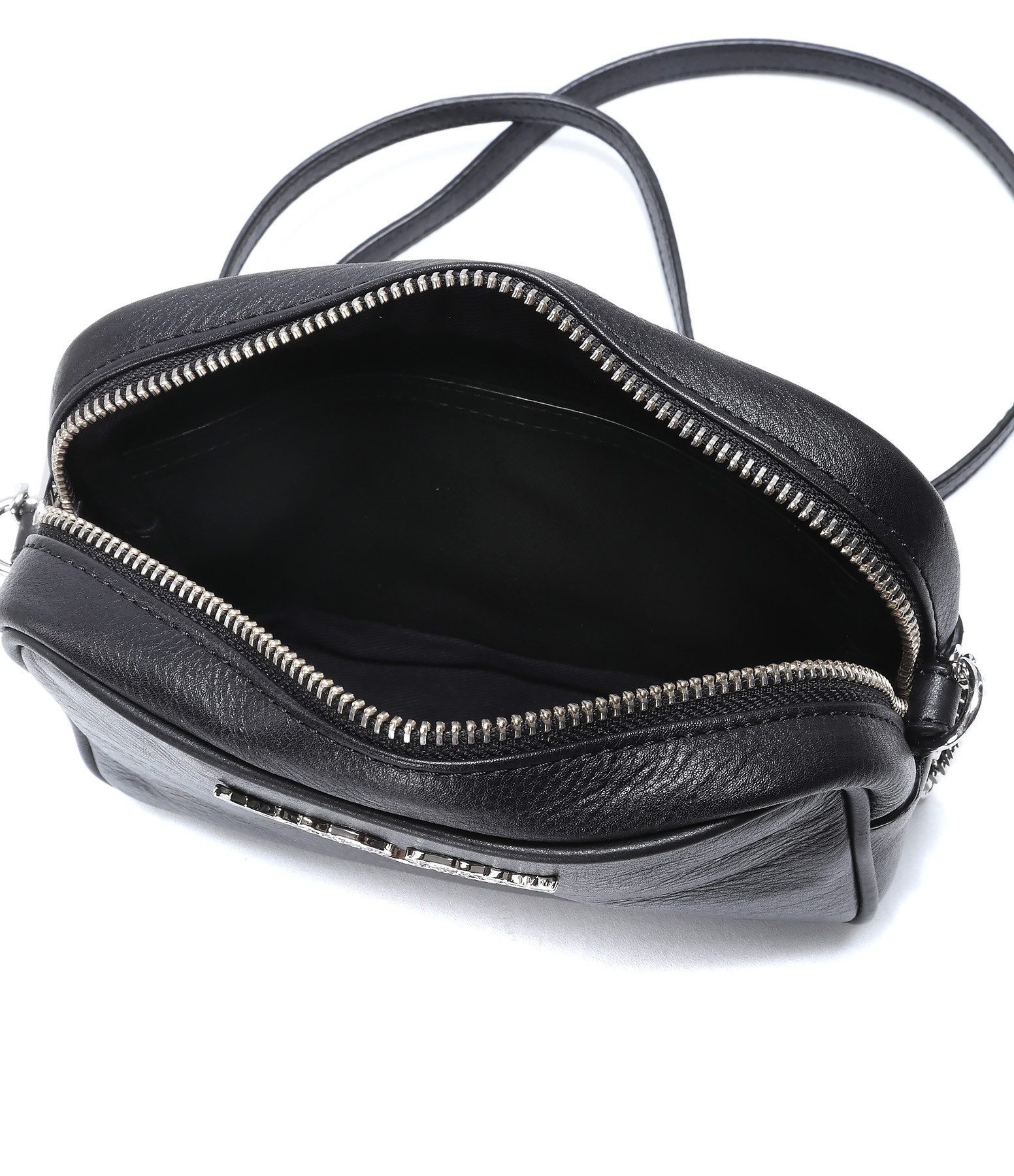 ZADIG & VOLTAIRE - Sac XS Boxy Cuir Noir