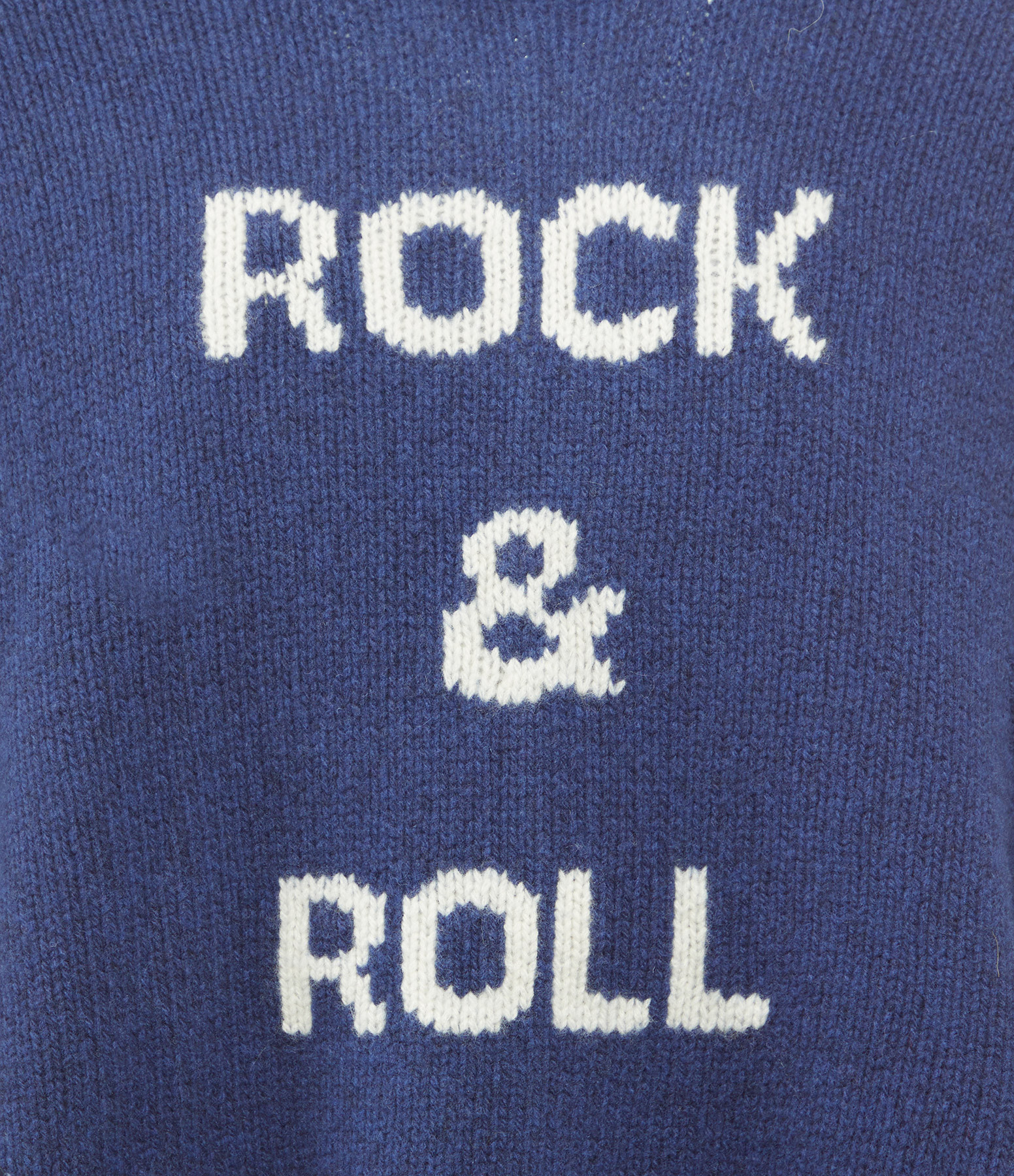 ZADIG & VOLTAIRE - Pull Malta MW Rock  Bleu