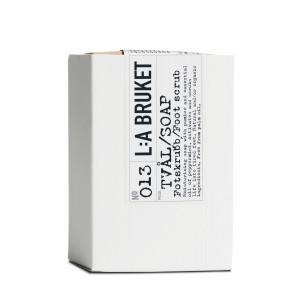 N°013 Savon Solide Exfoliant Pieds Menthe Poivrée 120g