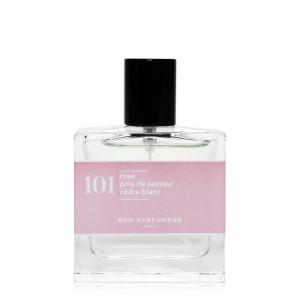 Eau de Parfum #101 Rose, Pois de Senteur, Patchouli