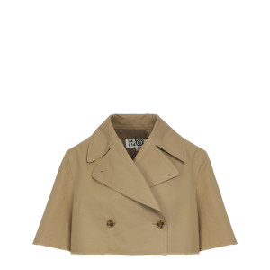 Veste Coton Beige, Collection Studio