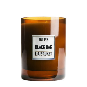 N°149 Bougie Parfumée Black Oak 260g