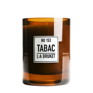 N°153 Bougie Parfumée Tabac 260g