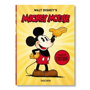 Livre Walt Disney's Mickey Mouse, Toute L'Histoire, 40th Anniversary Edition