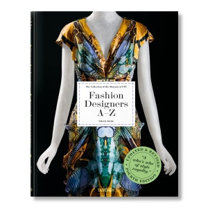 Livre Fashion Designers A-Z, Updated 2020 Edition
