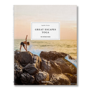 Livre Great Escapes Yoga, The Retreat Book, 2020 Edition
