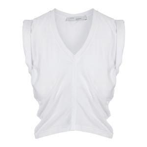 Tee-shirt Deanna Coton Blanc