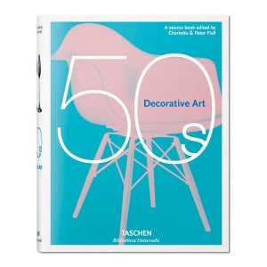 Livre Decorative Art 1950s