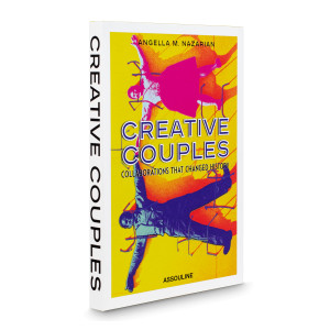 Livre Creative Couples : Collaborations That Changed History