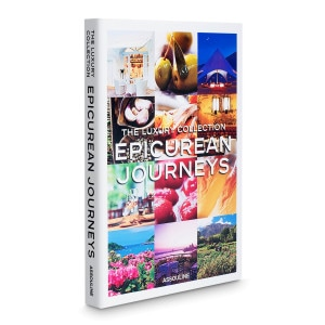 Livre The Luxury Collection : Epicurean Journey