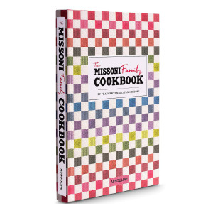 Livre Missoni Family Cookbook