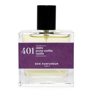 Eau de Parfum #401 Cèdre, Prune confite, Vanille, 100 ml