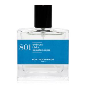 Eau de Parfum #801 Embruns, Cèdre, Pamplemousse, 100 ml