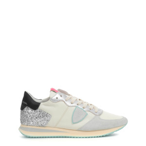 Baskets TRPX Low Metal Beige Vert