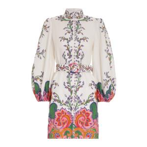 Robe The Lovestruck Lin Naturel Paisley Floral