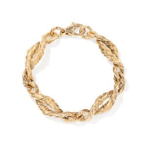 Bracelet Lola Plaqué Or