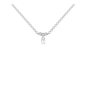Collier Ama Or Diamants, Exclusivité Lulli