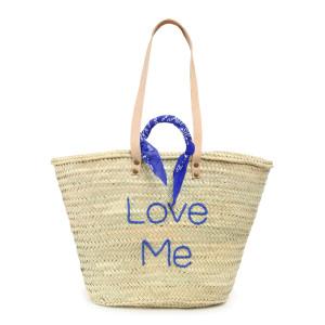 Panier Love Me Bleu Navy