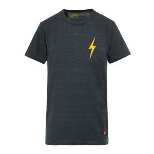 Tee-shirt Bolt Coton Charbon