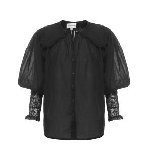 Blouse Aramis Coton Noir
