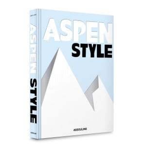 Livre Aspen Style