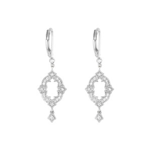 Boucles d'oreilles Ava Diamants