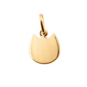 Pendentif Le Chat Or