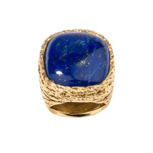 Chevalière Miki Dora Lapis Lazuli