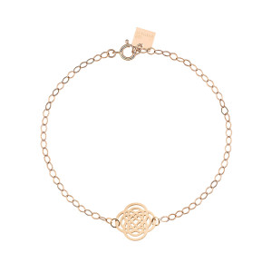 Bracelet Purity Or Rose