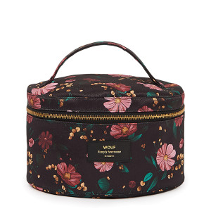 Trousse XL Beauty Black Flowers
