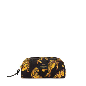 Trousse Small Beauty Black Leopard